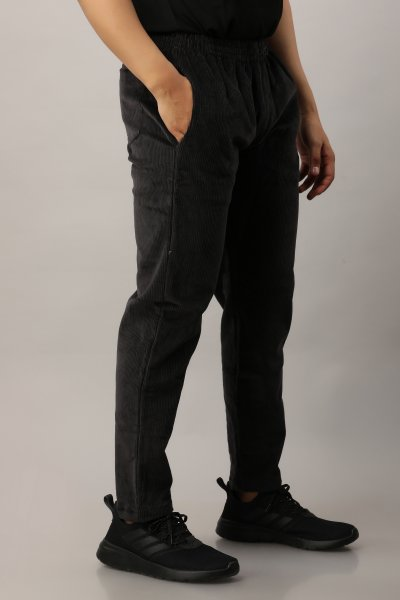Men's Corduroy Elastic Long Pants