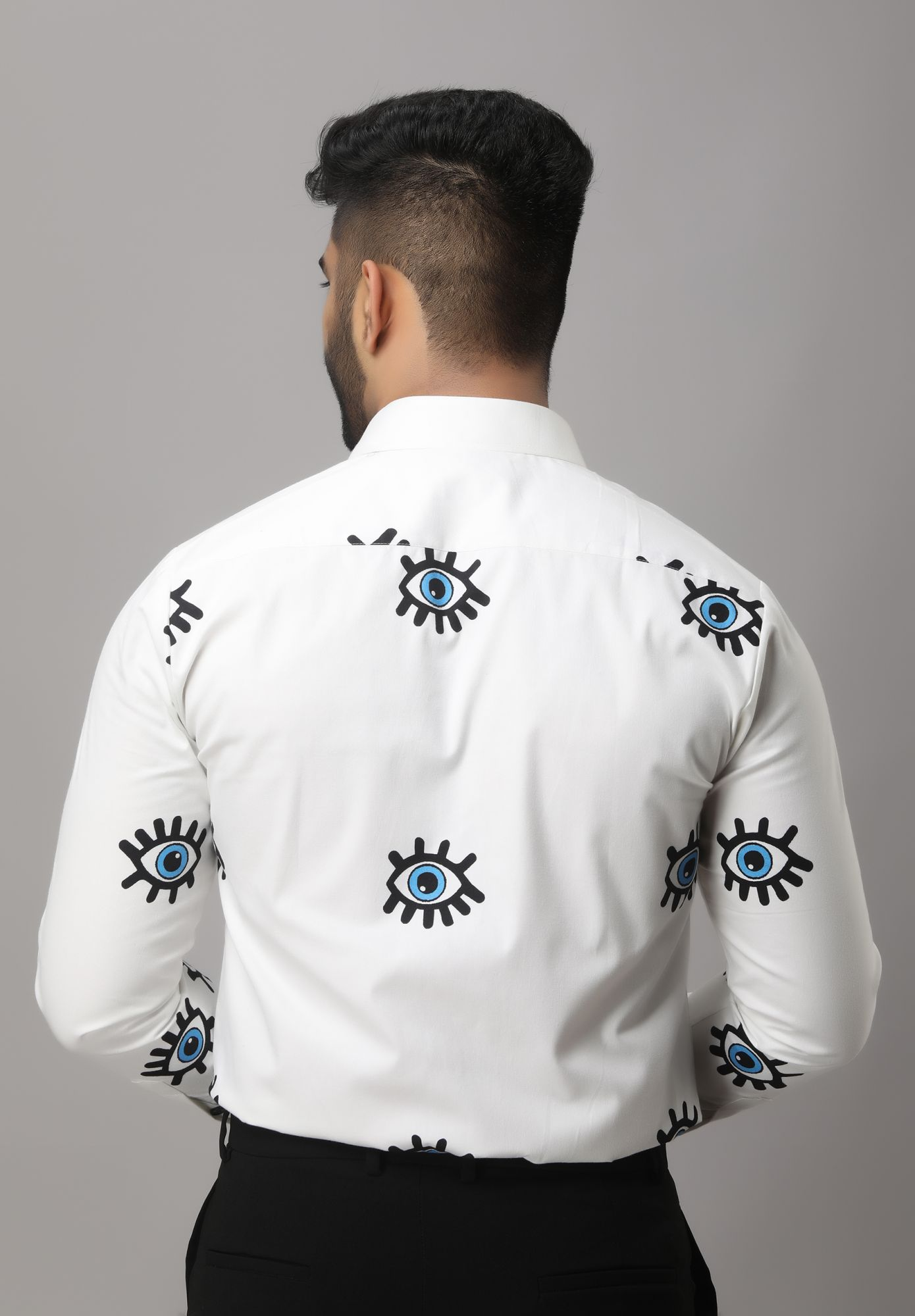 Printed Slim Fit Shirt