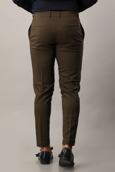 Men's Carob Tapered Fit Pants