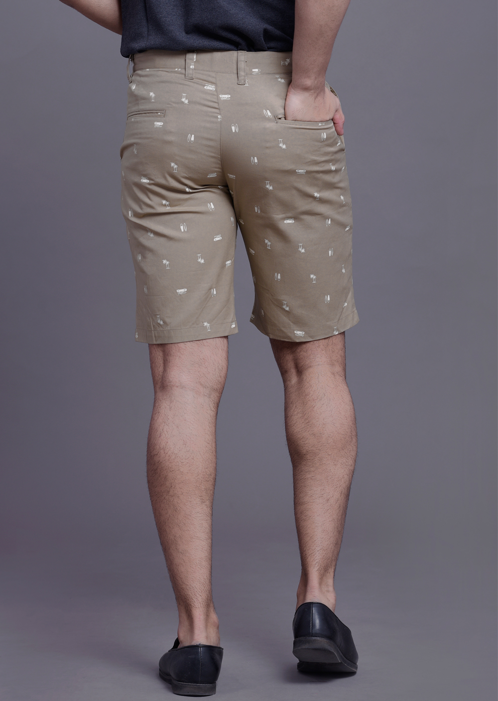 Sandcastle printed shorts