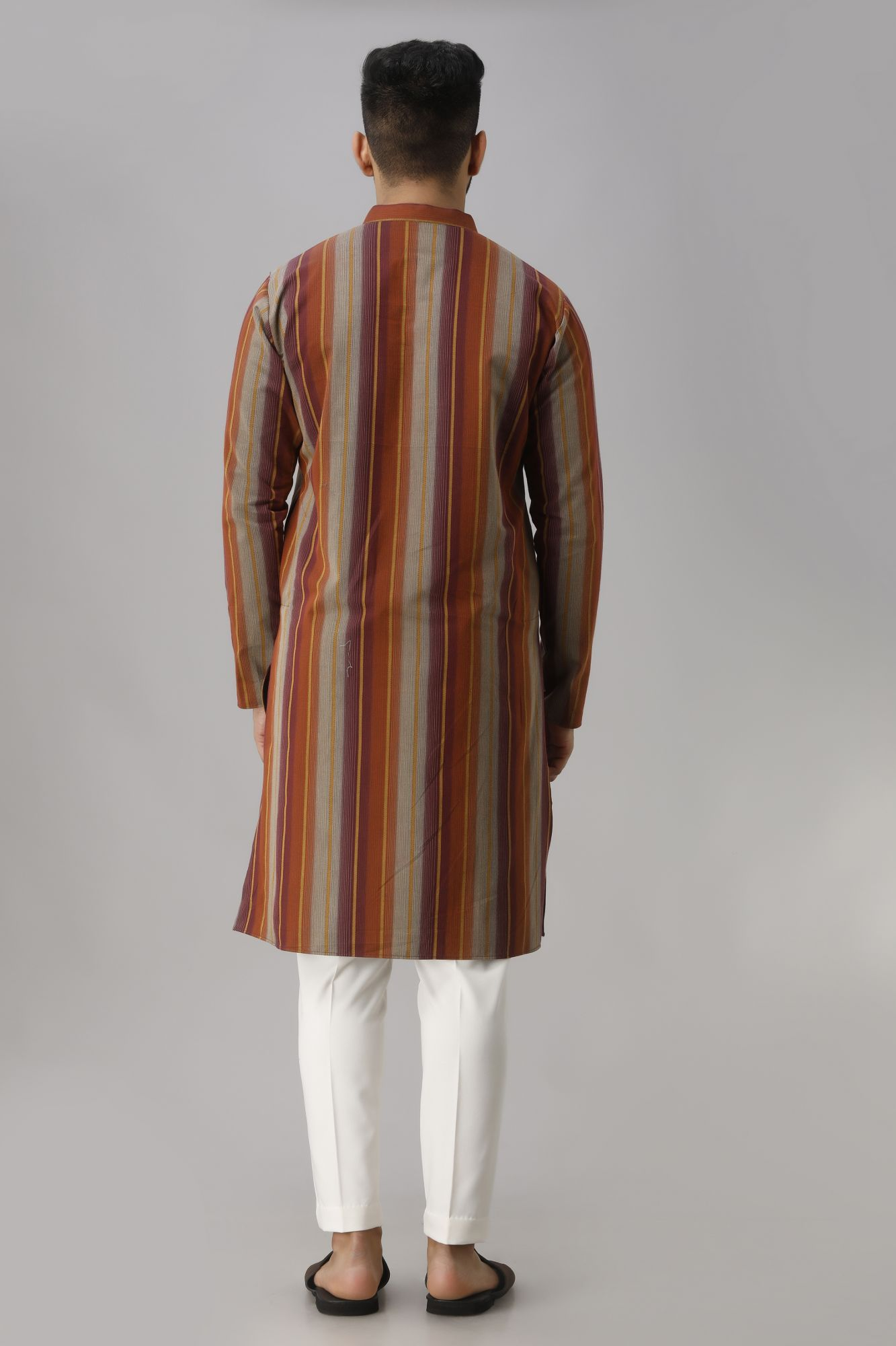 Striped Modern Ethnic Kurta