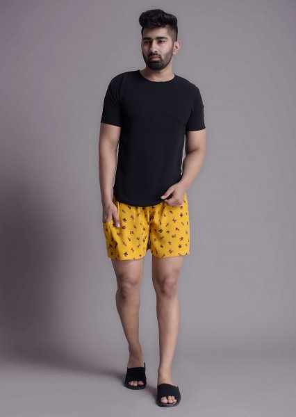 Printed Boxer Shorts