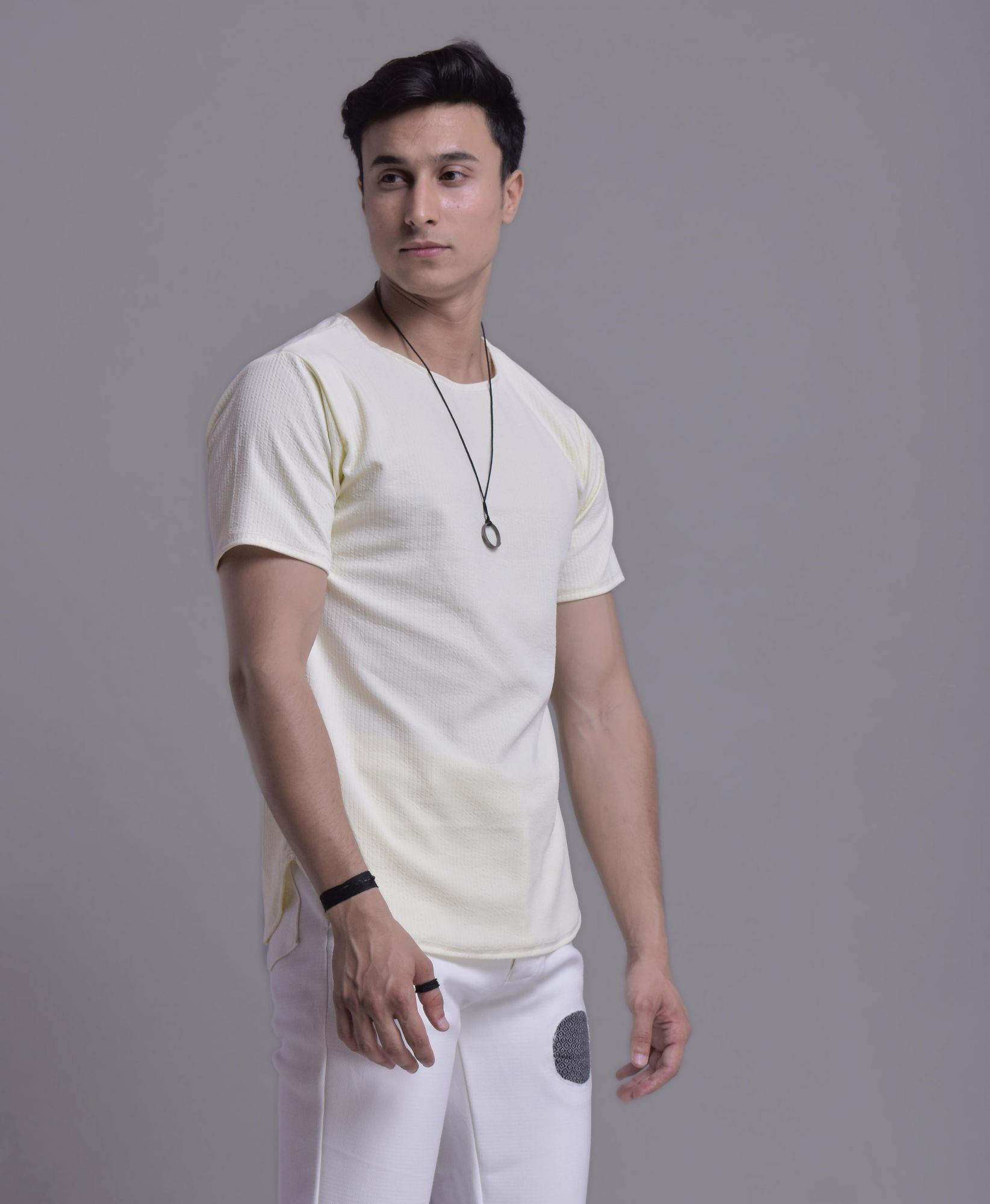 Summer Textured Tshirt