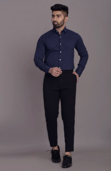 Tapered Fit Shirt